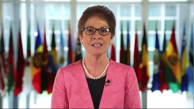 Новый посол США обратилась к украинцам (видео)
