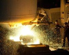 запорожсталь металлургия сталевар