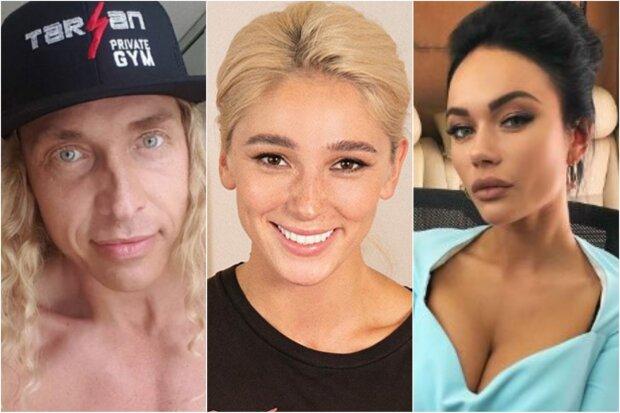 """Як виглядали """"наречена"""" Гаріка Харламова, Тарзан, Івлеєва та інші зірки до популярності: топ рідкісних фото"""