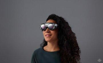 очки смешанной реальности