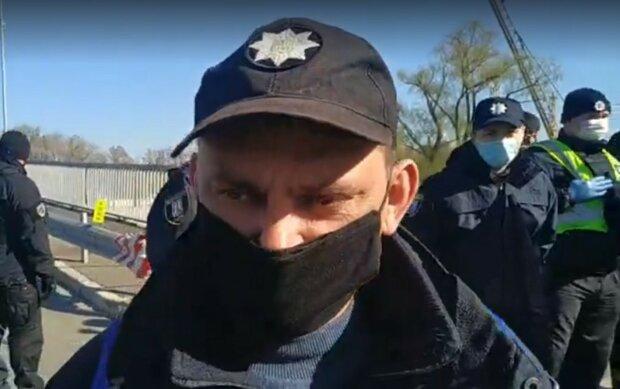 Карантинний бунт спалахнув у Києві, з'їхалися силовики: кадри подій