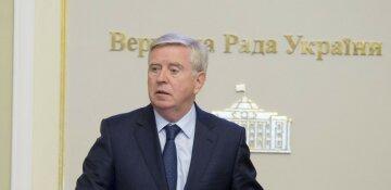 руководитель миссии Европарламента по реформированию Верховной Рады Украины Пэт Кокс