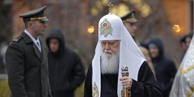 Филарет повторил жертву Любомира: «Акт доброй воли для Украины»