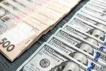 гривна, доллар, деньги