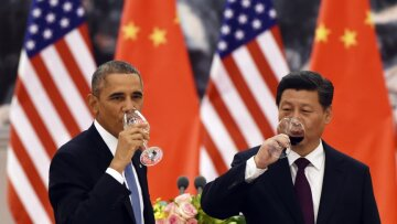 Обама Си Цзиньпинь