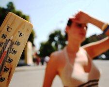 погода, жара