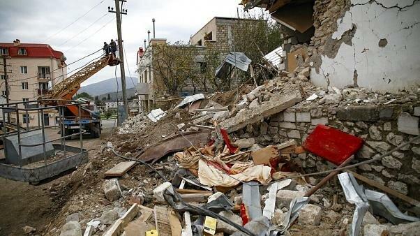 Азербайджан жестко отомстил Армении за обстрел мирных жителей: эпичные кадры попали в сеть