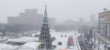 """В Харьков запретили въезд из-за снегопада: кто под """"погодными санкциями"""""""