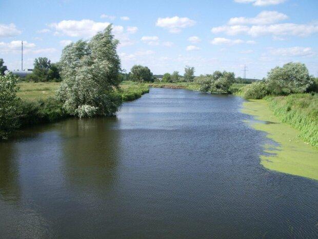 река, Украина