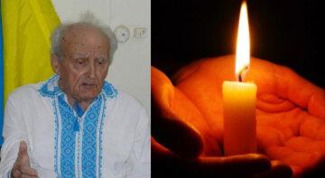 """Остановилось сердце легендарного украинца, его заслуги перед родиной неоценимы: """"Светлая память"""""""