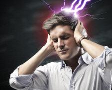 магнитные бури, головная боль