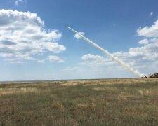 Ольха-ракета-испітания