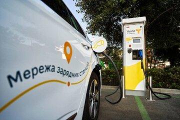 YASNO інвестувала 35 млн грн у встановлення швидкісних зарядних станцій для електромобілів
