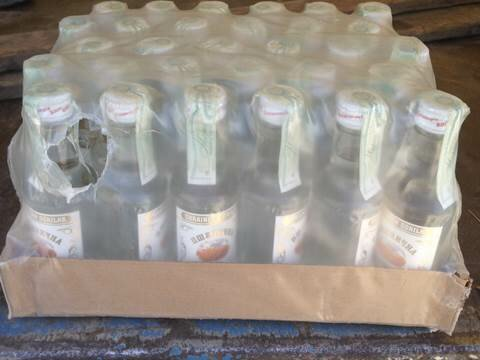 контрабандная водка