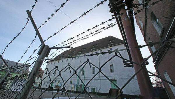 Самоубийство украинца в российской тюрьме: стали известны подробности
