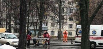 """""""Нога вывернулась в другую сторону"""": в Харькове сбили пешехода, переходившего дорогу в неположенном месте"""