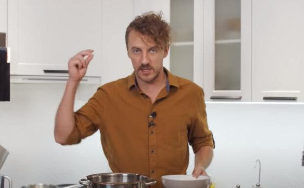 """Переможець """"Майстер Шеф"""" Клопотенко розкрив рецепт італійського шедевра: """"З'їсте потрійну порцію"""""""