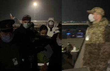 аэропорт, Борисполь, эвакуация украинцев