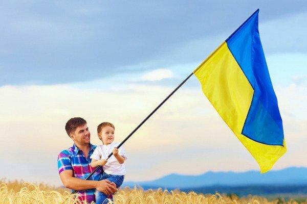 независимость, флаг, украина