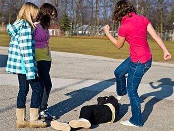 На улицу выхожу только с родителями: избитая школьница заговорила о нападении, обидчицы хвастаются в школе