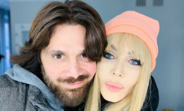 Ирина Билык с мужем, Аслан Ахмедов
