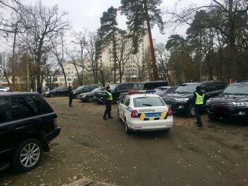 Криминальная сходка-Пуща-Водица