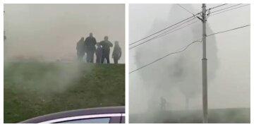 ЧП в Харькове, все в дыму и слетелись силовики: первые детали и кадры