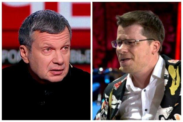 """Харламов нищівно розмазав Соловйова, з'явилося яскраве відео: """"Вечірній мудо..."""""""