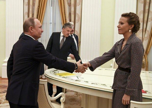 """Собчак розповіла, що задумав Путін заради збереження влади: """"у нього є два шляхи"""""""