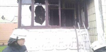 Горе-син влаштував пожежу в будинку своїх батьків: лікарі борються за життя постраждалих