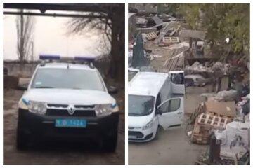 ЧП на стройке в Одессе: рабочий сорвался с огромной высоты, фото