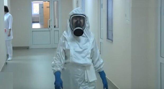 коронавірус, росія, лікарня