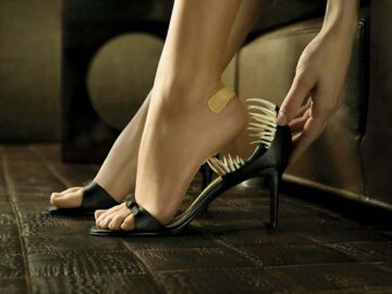 ноги, обувь
