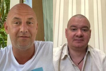 Потап и Кошевой из «Квартал 95» ошарашили заплывшими лицами на съемках: «Мы снова в деле…»