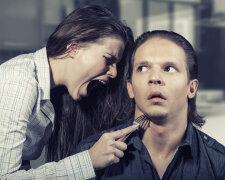 ссора, конфликт, пара