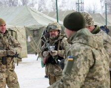 бойцы, армия, ВСУ