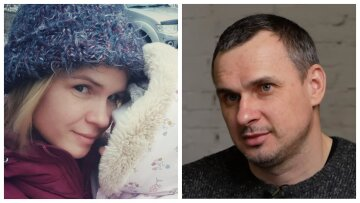 """Мать новорожденной дочери Сенцова вскрыла горькую правду, есть любовница: """"Он отказался..."""""""