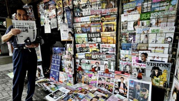 Китайским СМИ запретили рекламировать «западный образ жизни»