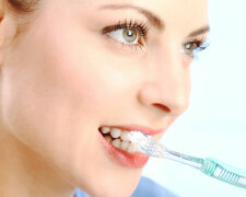 чистить зубы, гигиена