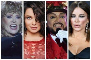 Пугачева, Королева, Киркоров, Ани Лорак и другие звезды, которых не пощадили годы: фото тогда и сейчас