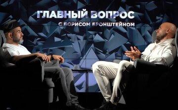 Хомицький розповів про свій режим і ставлення до хімічних добавок