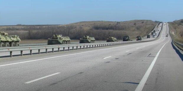 Боевики стягивают военную технику под Мариуполь, тревожные данные