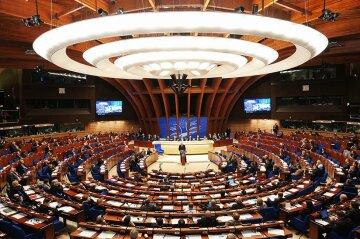 пасе парламентская ассамблея совета европы