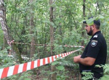 Трагедией закончились поиски полицейского в Одессе: нашли связанным на дереве