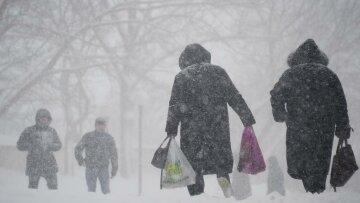 Не пройти, не проехать: украинцев предупредили о погодном коллапсе, будет хуже