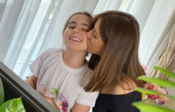 """Лорак взялась за внешность 9-летней дочери Софии, показательное фото: """"Зачем, она же еще маленькая!"""""""