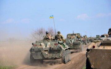 Военные-бойца-Украина