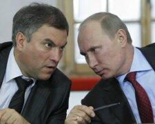 Володин и Путин
