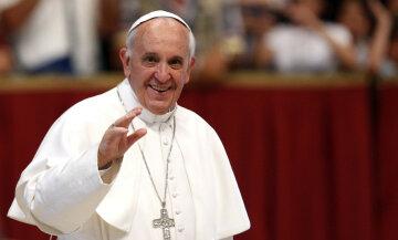 Папа Римский омоет ноги итальянской мафии (видео)