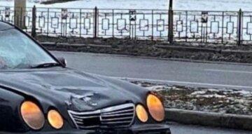 """В Харькове """"евробляха"""" на бешеной скорости сбила пешехода на переходе, фото: """"лишился головы и..."""""""